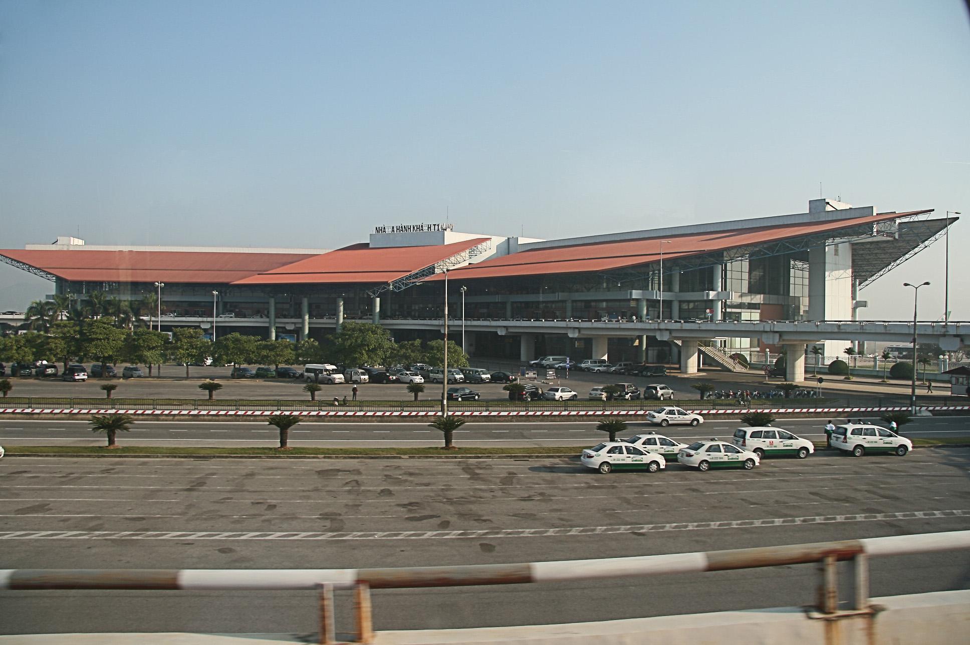 Hanoi- (HAN) Noibai airport international
