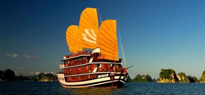 Halong Bhaya Cruise