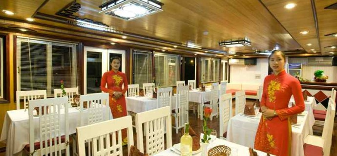 Legacy dinning room