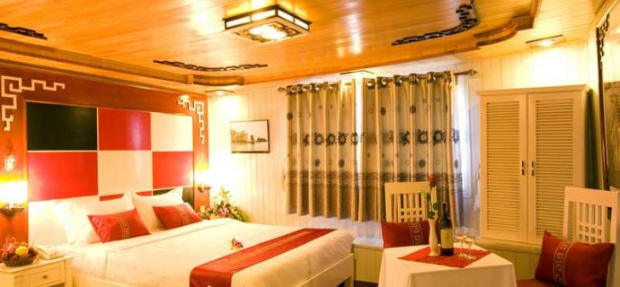 Legacy double room