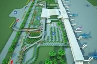 Noi Bai(hanoi)terminal 2