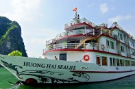 Huong Hai Halong sealife cruise