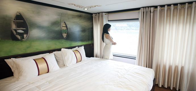 Huong Hai Halong sealife cruise11
