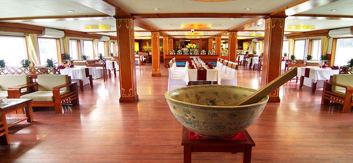 Huong Hai Halong sealife cruise2