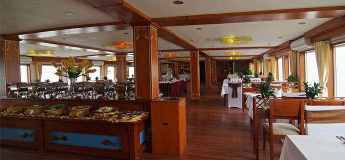 Huong Hai Halong sealife cruise3