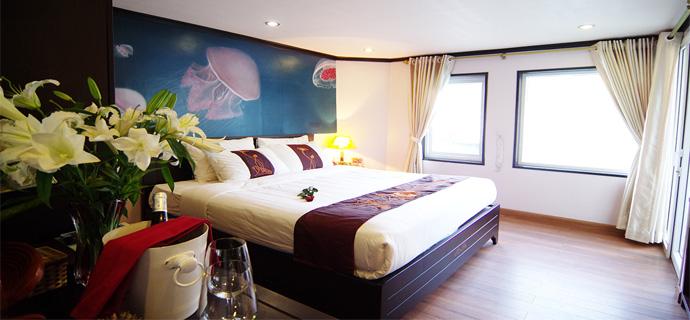 Huong Hai Halong sealife cruise9