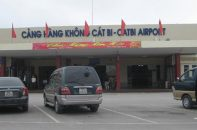 Cat Bi Aiport in Vietnam