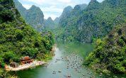 Trang An - Ninh Binh - Vietnam